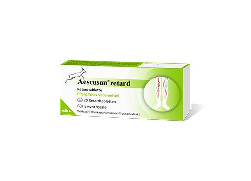 Aescusan<sup>®</sup> retard
