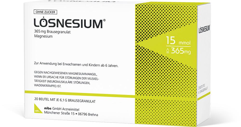 Lösnesium<sup>®</sup>