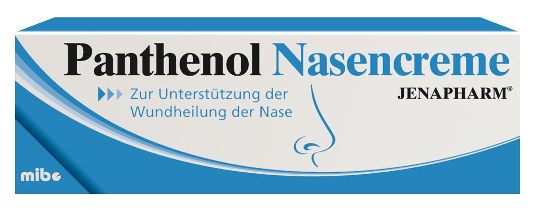 Panthenol Nasencreme JENAPHARM<sup>®</sup>