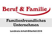 Logo Beruf & Familie